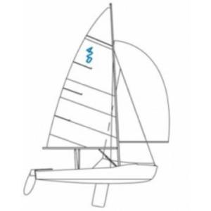 420 Sail Boat